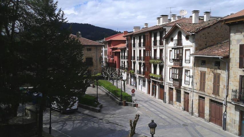 HABITACIONES PRIVADAS  VILLA MEDIEVAL DE ELORRIO - Elorrio - Condomínio