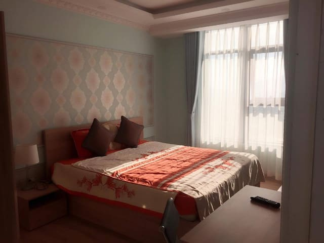 Family Suite with mountain view - Nha Trang - Leilighet