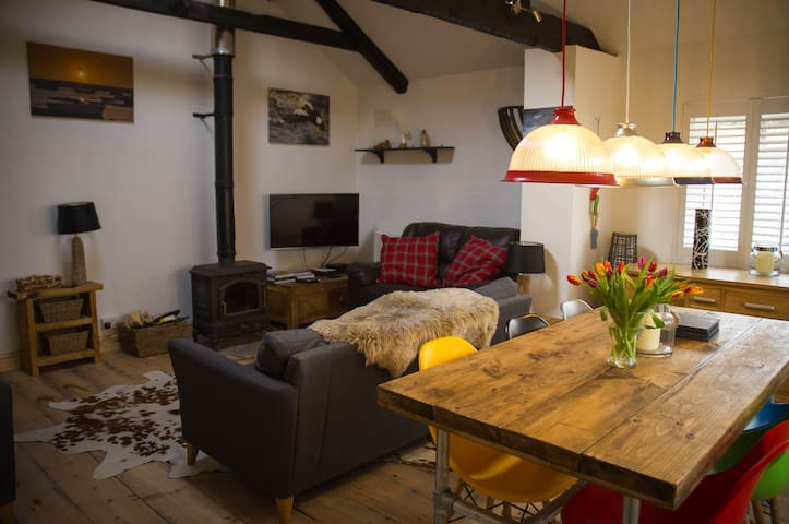 Stable Cottage, Blakeney: a few steps from the sea - Blakeney - 獨棟