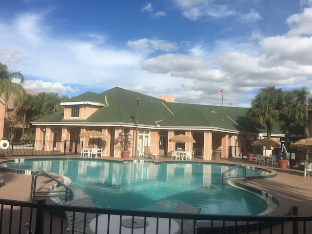 Property vacation,5 min from Disney - Kissimmee - Apartament