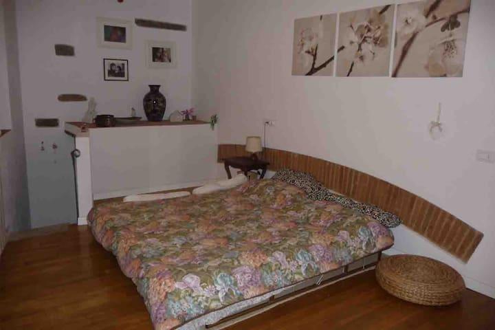 Appartamento Lucia a 15 km da Firenze - Fontebuona - Daire