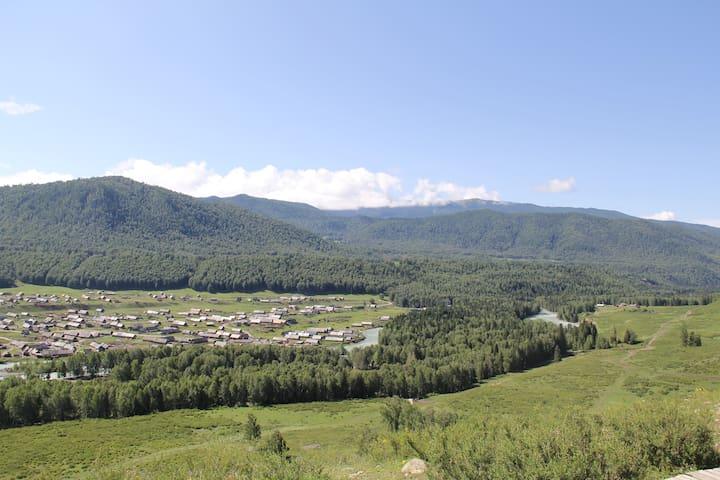 神话边城·布尔津 - Altay