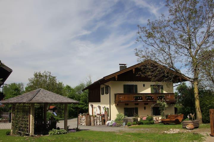 Apartment Bergwiese am Rothhof in Bad Feilnbach - Bad Feilnbach - Apartotel