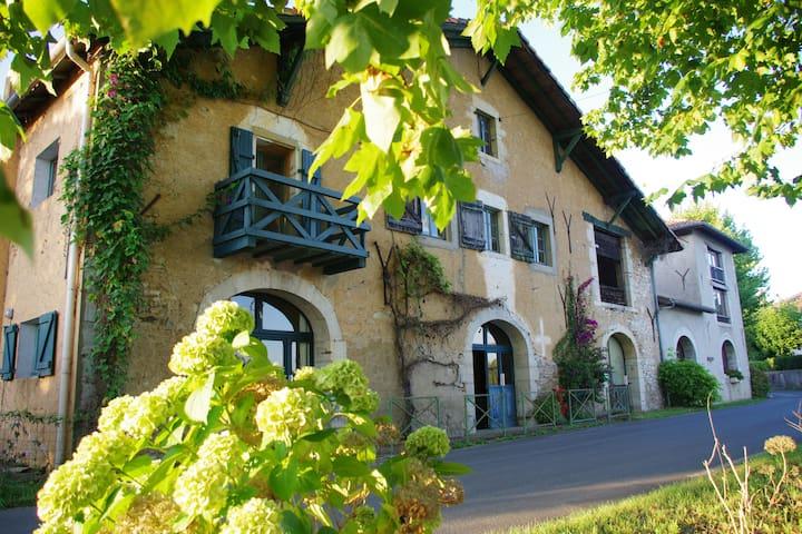 Maison au bord de l'Adour - Saint-Martin-de-Seignanx - Hus