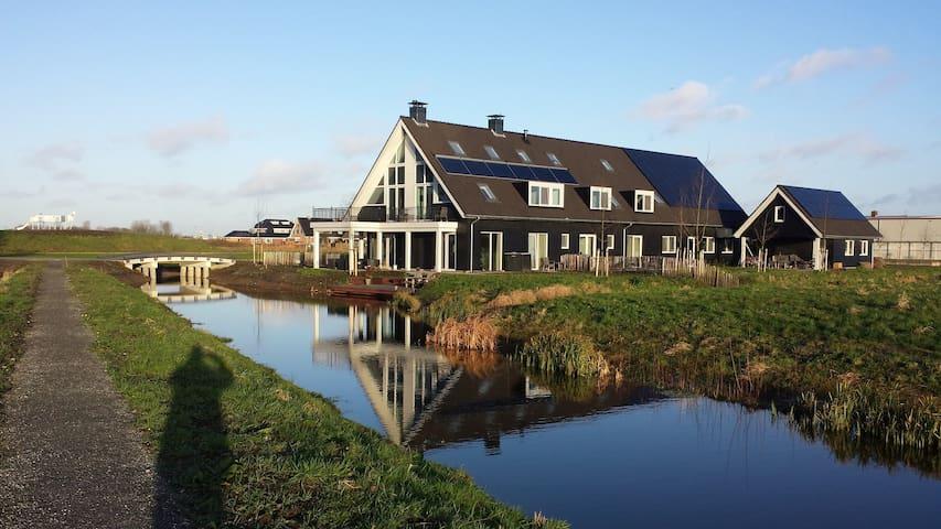Bed and Breakfast, country house - De Kwakel - Гестхаус
