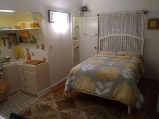 Small Victorian Studio - Sacramento - Appartement