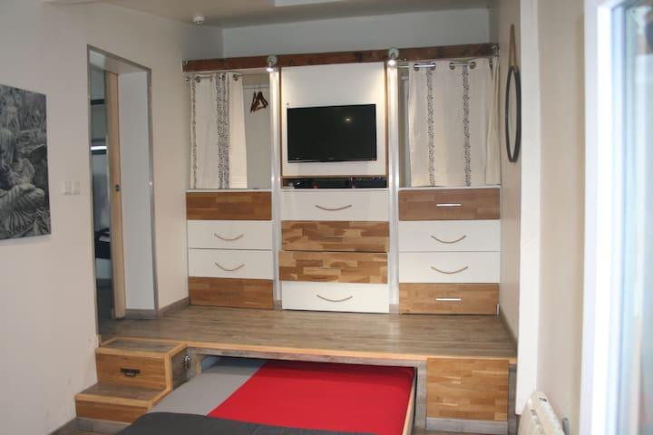 Maison T2 Classé 3 étoiles - Montbéliard - Appartement
