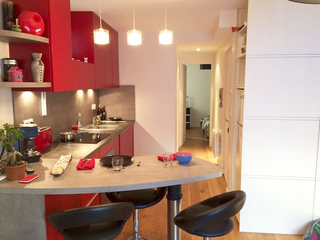 Appartement plein coeur d'Angers - Angers - Appartamento