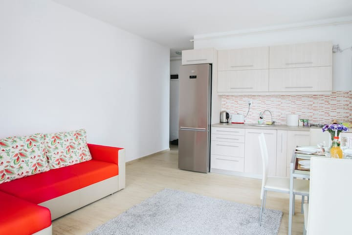 Modern, bright apartment near Iulius Mall - Cluj-Napoca
