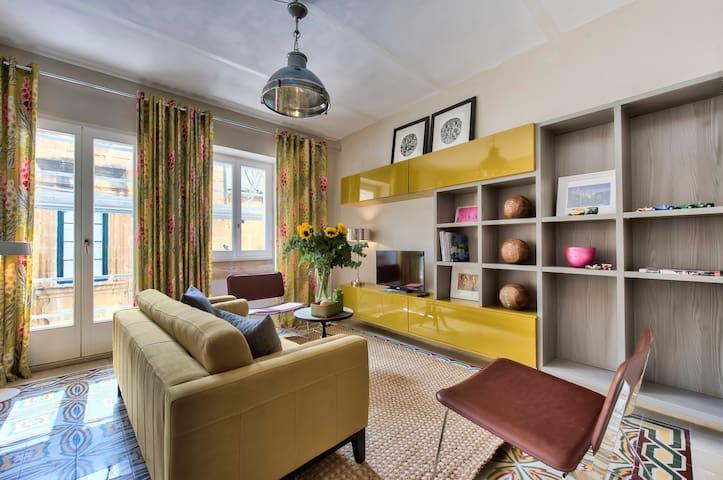 Designer Cospicua Old Town Suite B - Bormla - Departamento