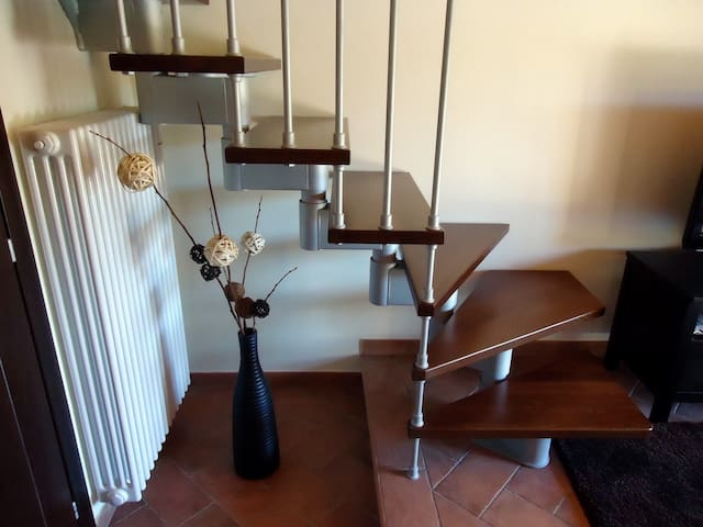 Small loft a few minutes from everything - Borgo - Loft