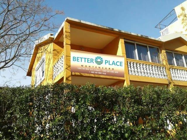 Двухкомнатные апартаменты в Черногории - Sutomore - Lägenhet