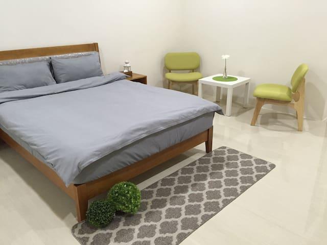 乾淨舒適,給你一個安心的夜晚 - 豐原區 - Appartement