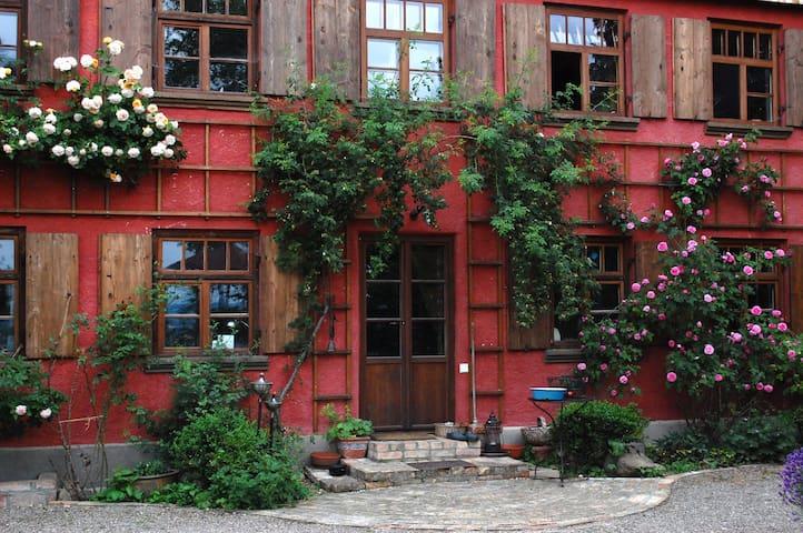 Märchenhaft -  paradiesisch Entspannen - Altusried - Apartamento