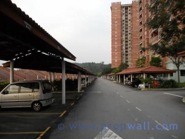 Cold place in the city - Kajang