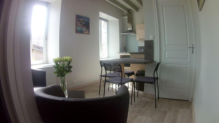 """appartement """"les Salines"""" - Bricqueville-sur-Mer - Daire"""