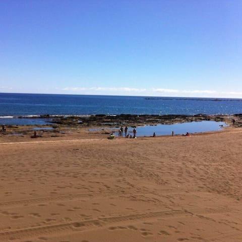 Atico de lujo en Playa de Salinetas - Telde - Hus