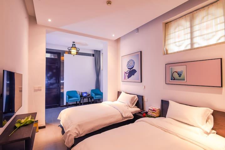 精品标准房 - Jinzhong - Hotel boutique