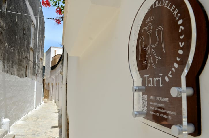 Dimora Tarì a Place for Travelers - Mesagne - Bed & Breakfast