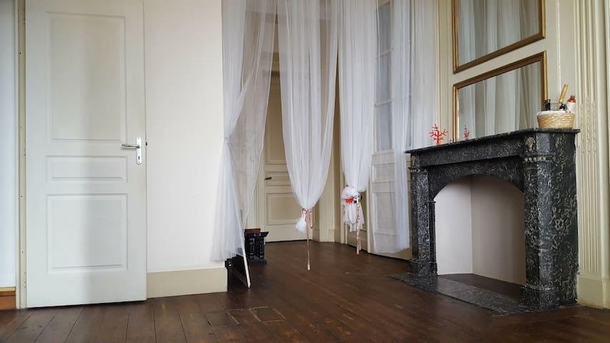Charmant appartement 2 chambres en centre-ville - Tourcoing - Appartement