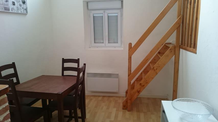 Bel Appartement duplex - Chauny - Lägenhet