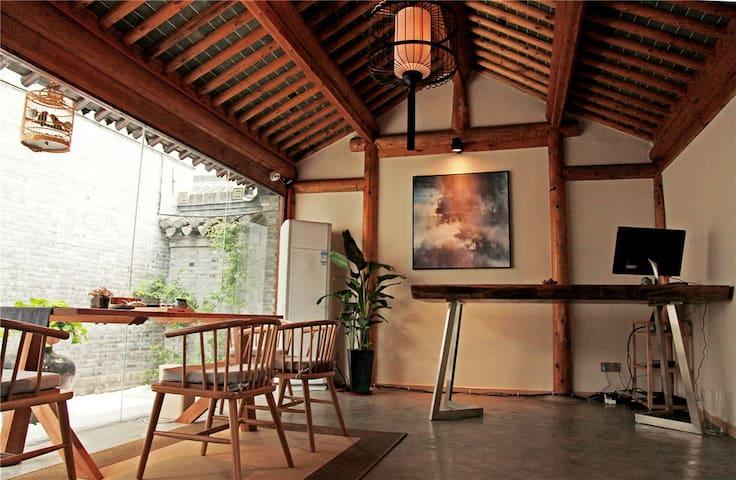 合意小苑客栈 - Taizhou Shi - Huis