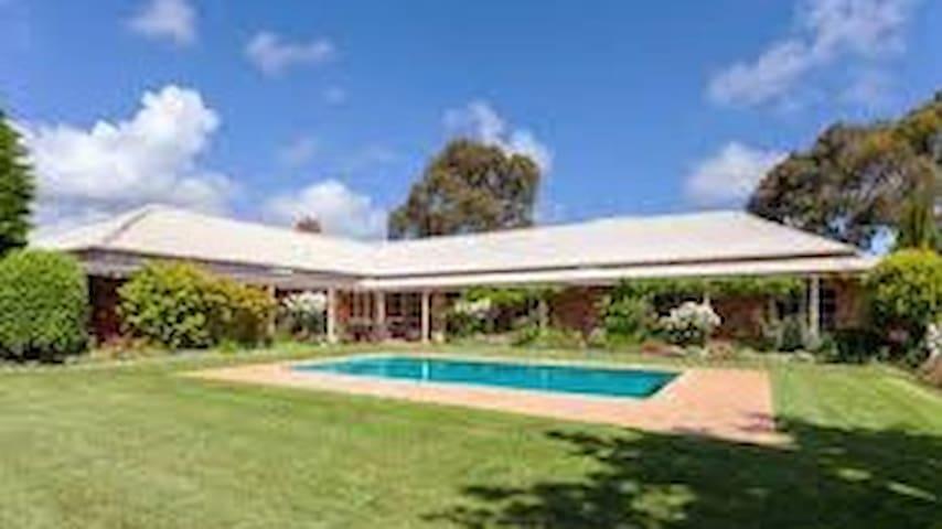 Mornington Country Retreat - Tyabb - House