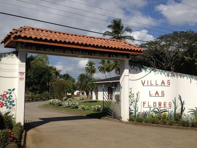 Villa Toucan at Villas Las Flores - San José - Maison