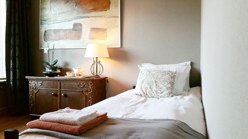 Gezellige en comfortabele kamer 1/2 personen - Barneveld - Hus
