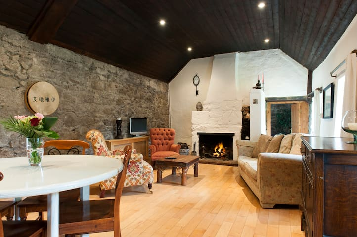 Charming Irish Cottage - Kilternan - Kulübe