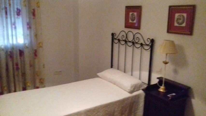 Apartamento luminoso. Calefacción. - Badajoz - Apartmen