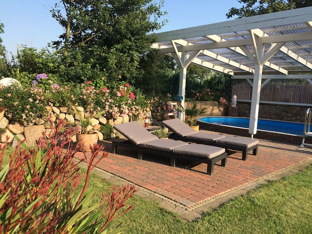 holiday flat Wiebke, all-inclusive! - Almdorf - Appartement