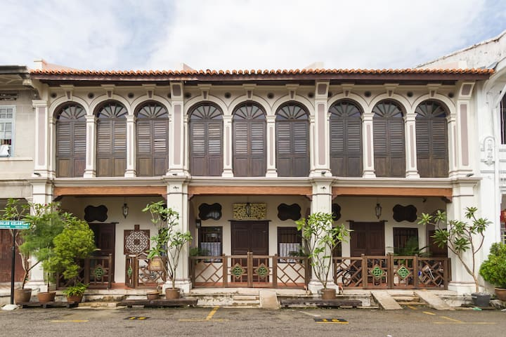 ke-lan-tan House, a place like home - George Town - Hus