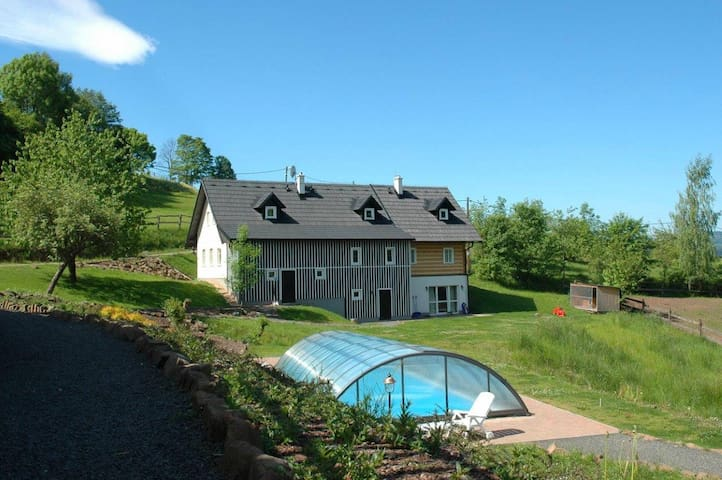 Country house Ranch Bystra - Bystrá nad Jizerou - Ev