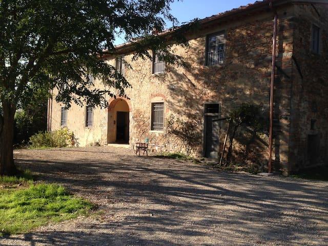 STONE HOUSE 15° CENTURY IN TUSCANY - Vicchio
