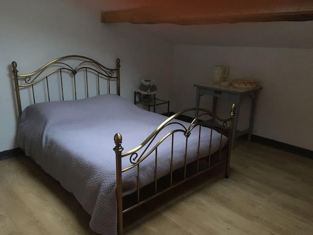Chambre avec salle de bainPetit déjeuner inclus - Cognac - Townhouse