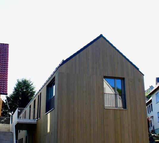 Dorfschmiede Amboss - Hüttlingen - Appartement