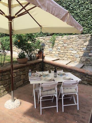 Il Giardino del Calice - Cortona - Rekkehus
