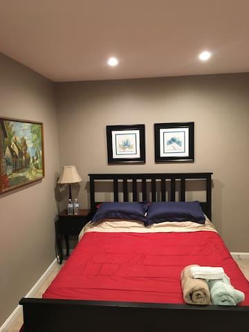 Cozy room in a quiet neighborhood. - Alexandria - Huis