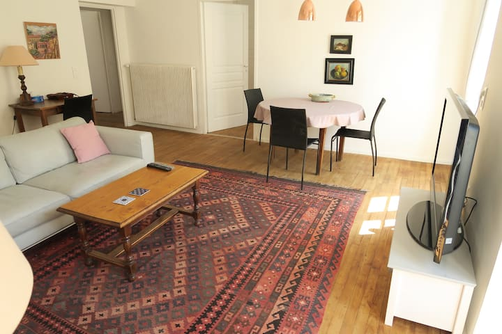 Very Central, Modern 2 bed Flat - Cahors - 公寓