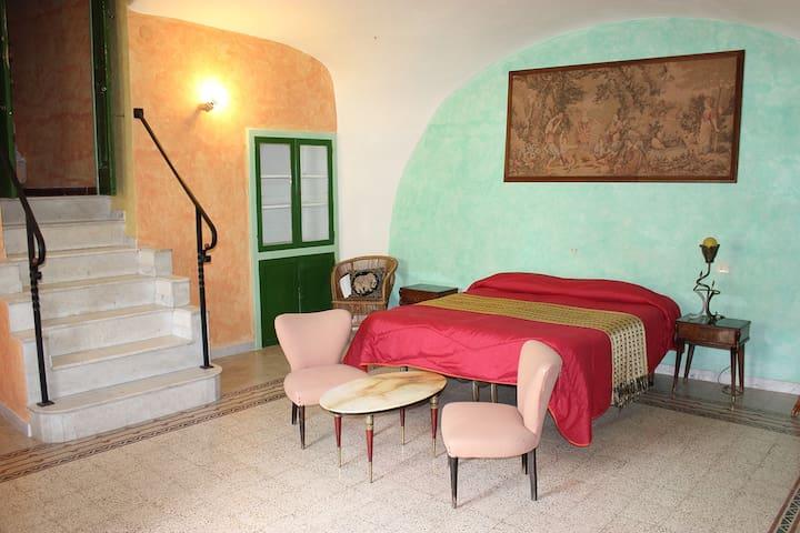 A Peaceful Home in Medieval Village - Formia, frazione Maranola - Casa