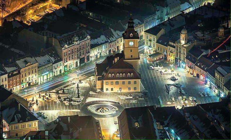 Great place in the Old City Center - Brașov - Apartemen