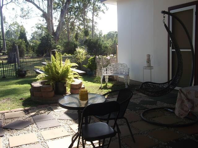 Quiet bush surroundings.Privacy assured. - Clarenza