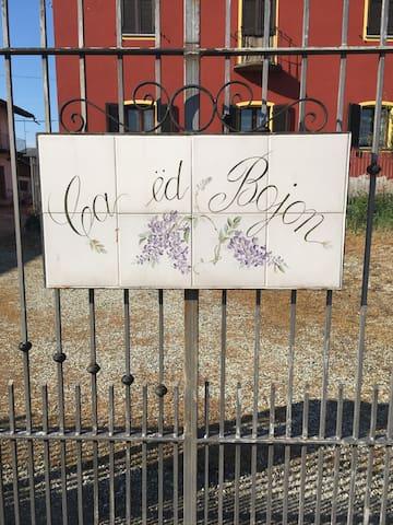 Ca ed Bojon (Cascinale) - Cavallermaggiore - Huis